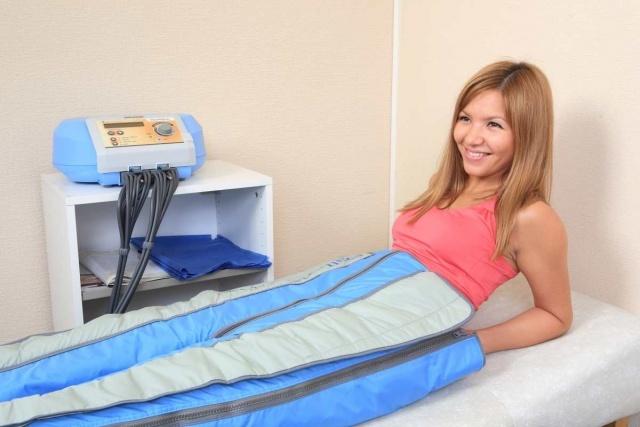 Прессотерапия в салоне красоты «Афродита»