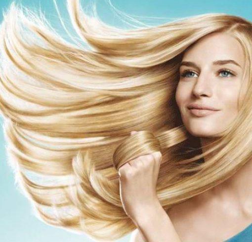 Правильный уход за волосами весной