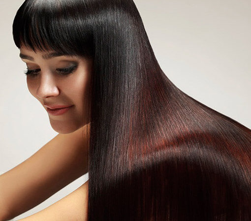 Кератиновое выравнивание волос в Харькове. Отличный результат по доступной цене!