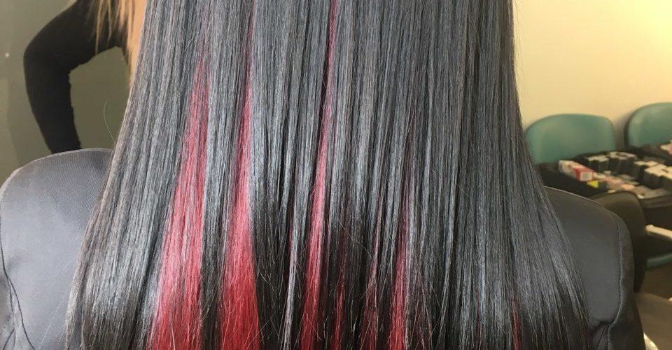 3D окрашивание волос в Харькове
