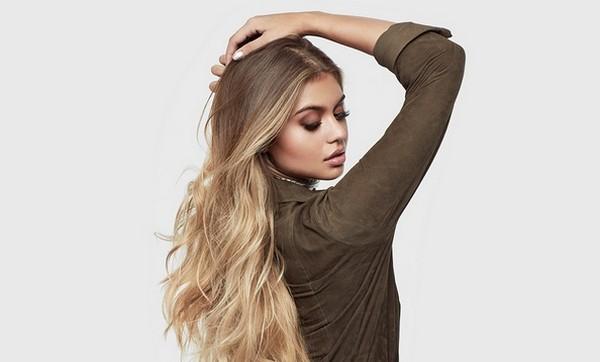 Модное окрашивание волос лето 2018