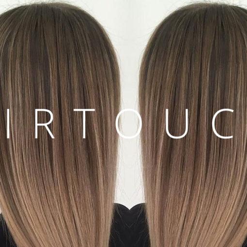 Технология окрашивания волос AirTouch в Харькове