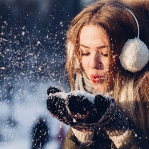 Идеальная кожа зимой. ТОП 5 косметических процедур