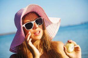 Салонные процедуры до и после летнего отпуска на море